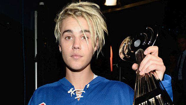 Justin Bieber ha sido duramente criticado por esta foto