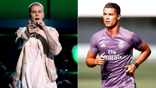 OMG! Justin Bieber y Cristiano Ronaldo en película sobre el Real Madrid