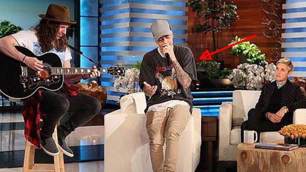 Justin Bieber fue insultado en Twitter por usar un polo de Metallica