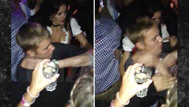 Justin Bieber fue agredido en un bar de Alemania [VIDEO]