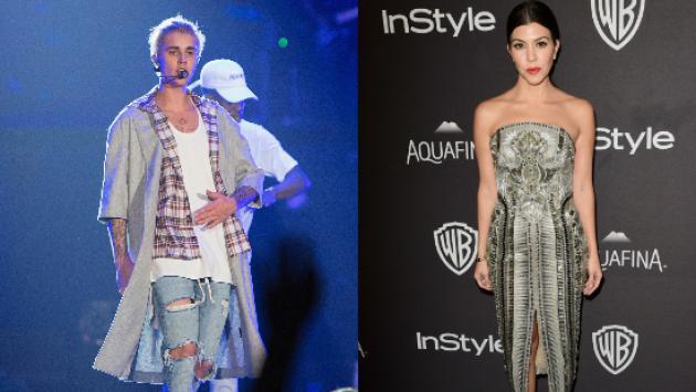 ¿Justin Bieber embarazó a Kourtney Kardashian?