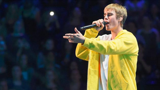 ¡Justin Bieber llega a Netflix en enero!