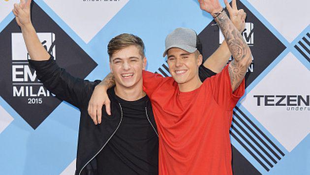 ¡Justin Bieber trabaja con Martin Garrix en colaboración!