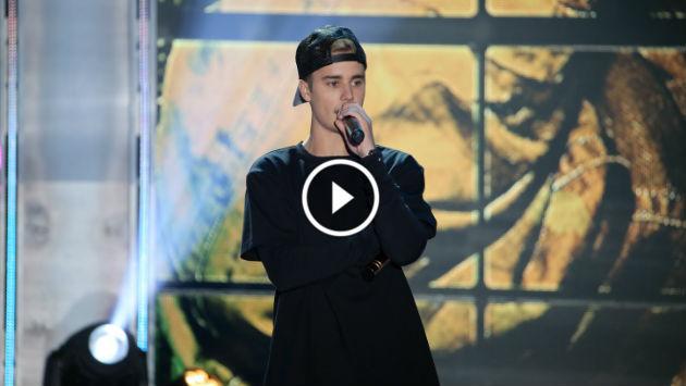 ¡Justin Bieber estrena nueva canción! ¡No dejes de escucharla! [VIDEO]