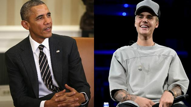 ¿Ya escuchaste a Obama cantando 'Sorry' de Justin Bieber? [VIDEO]