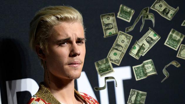 Justin Bieber y la demanda que le puede costar una gran fortuna