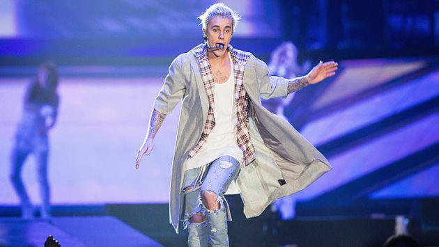 OMG! Justin Bieber vende polos oficiales de su gira 'Purpose Tour' con ¡tremendo error! [FOTO]