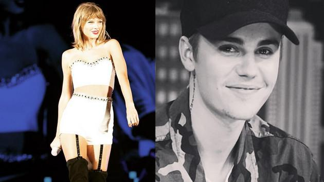 Justin Bieber quiere superar a Taylor Swift ¡Entérate!