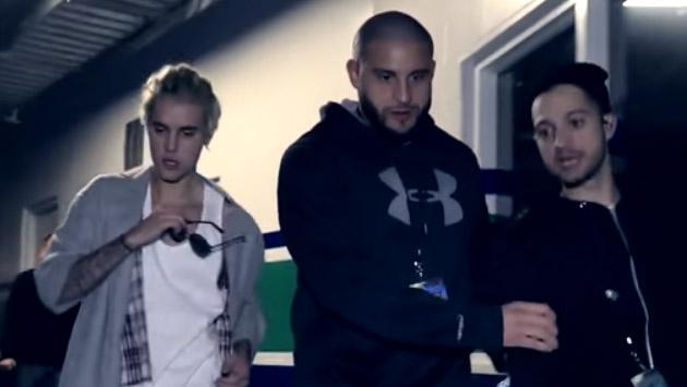 Justin Bieber revela cómo es lidiar con fans obsesivas [VIDEO]