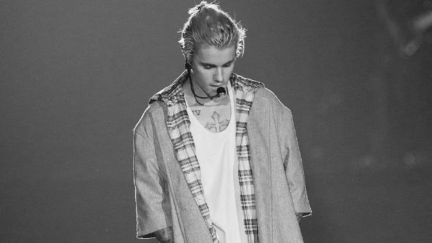 ¡Este es el último roche de Justin Bieber!