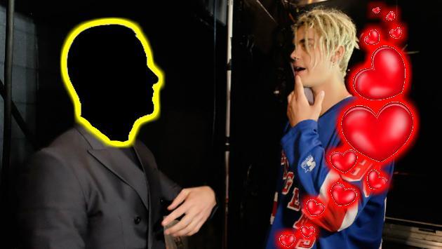 Justin Bieber se pone como fan enamorada por este actor
