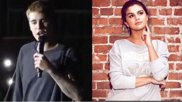 ¿Justin Bieber recordó a Selena Gomez? Mira el video que circula en las redes sociales
