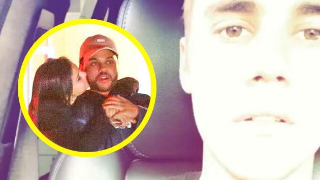 Justin Bieber, solo y al borde del llanto en San Valentín [VIDEO]