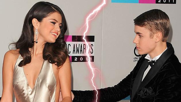 Justin Bieber y Selena Gomez ahora son rivales