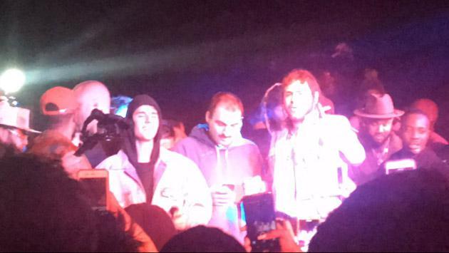 Justin Bieber y su concierto sorpresa en Los Angeles [FOTOS]