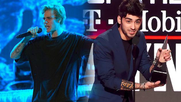 ¿Justin Bieber y Zayn Malik trabajan juntos en una nueva canción?
