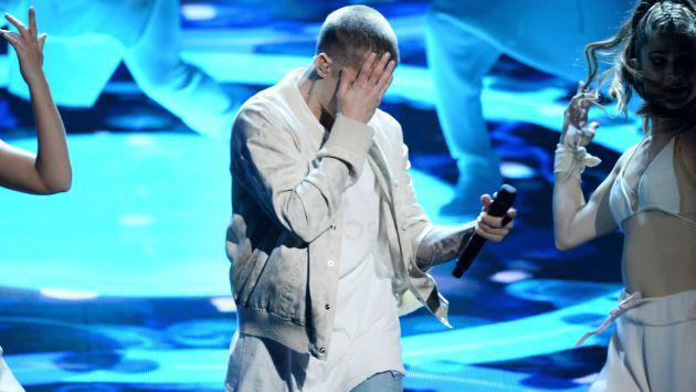 ¡OMG! Justin Bieber se torció el tobillo poco antes de otro de sus conciertos (FOTOS)