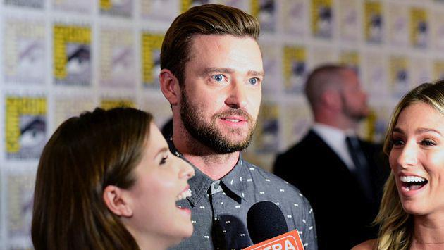 ¡Sujeto abofeteó a Justin Timberlake en torneo de golf y así reaccionó el cantante! [VIDEO]