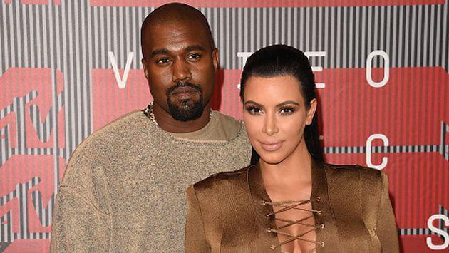 ¿Aparecen graffitis en la mansión de Kanye West y Kim Kardashian?