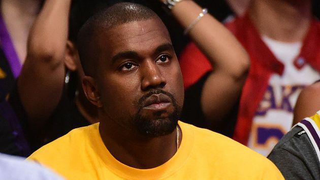 Kanye West quiso dar un concierto sorpresa y todo se salió de control [FOTOS + VIDEO]
