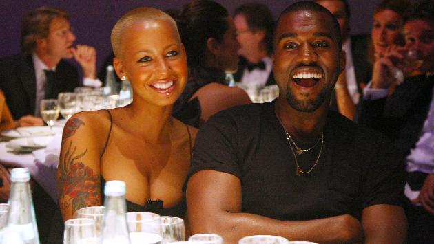 ¡Kanye West le responde a su ex Amber Rose luego de pelea con Wiz Khalifa!