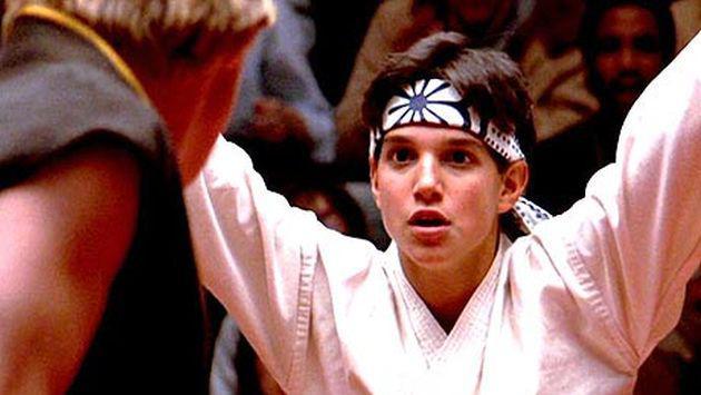 ¡Checa cómo luce Ralph Macchio, protagonista de 'Karate Kid', 32 años después! [FOTOS]