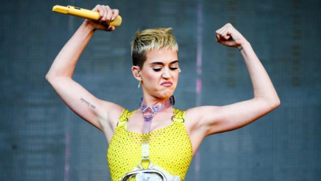 Katy Perry participará como jurado en American Idol