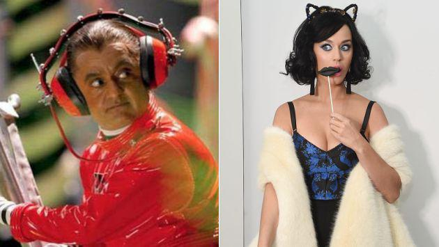 ¿Katy Perry quiere convertirse en un Oompa loompa? [VIDEO]