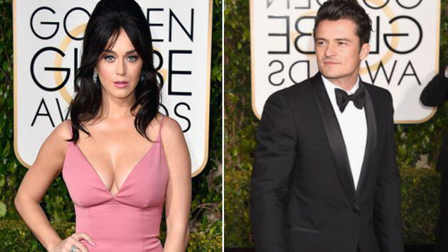 ¿Katy Perry y Orlando Bloom juntos?