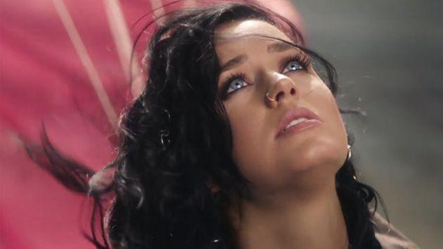 Katy Perry estrenó el videoclip de 'Rise'. ¡Chécalo!
