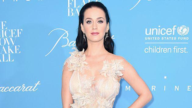 Con esta foto, Katy Perry dejó con la boca abierta a sus seguidores de Instagram