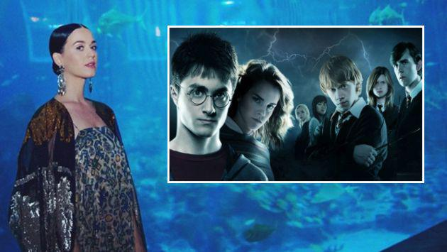 ¡Katy Perry no ha leído ni visto nada de Harry Potter!