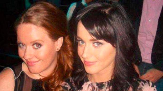 OMG! ¡Katy Perry ayudó a su hermana a dar a luz! [FOTO]