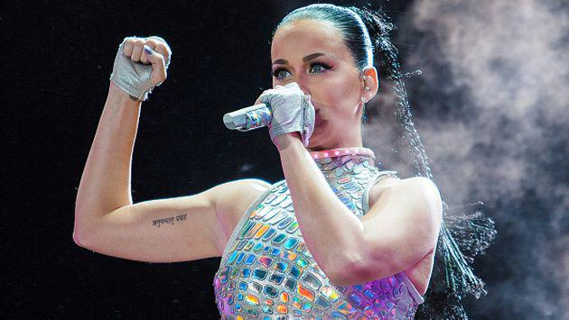 Katy Perry dedicó emotivo mensaje a su fallecido maquillador [FOTO]