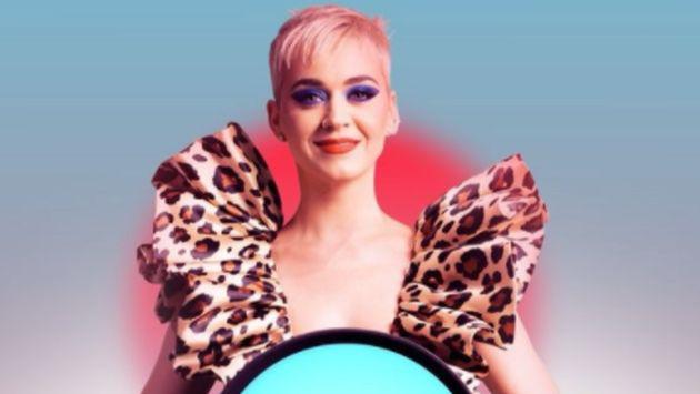Katy Perry, jueza de American Idol, aparece junto a sus compañeros