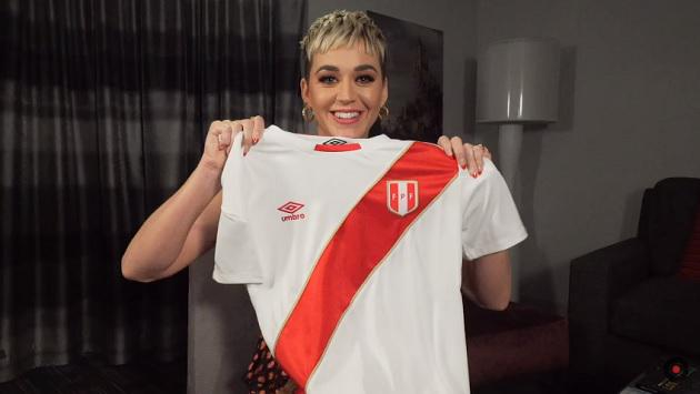 Katy Perry: La estrella del pop y su apoyo a la Selección Peruana (VIDEO)