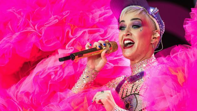 ¡Katy Perry dice que Niall Horan coquetea con ella!