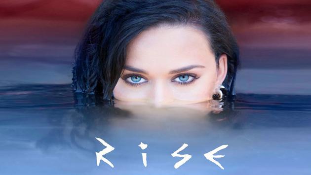 Katy Perry estrena tema 'Rise'