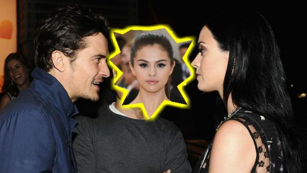 Katy Perry no solo perdona a Orlando Bloom por lo de Selena Gomez, sino que además...