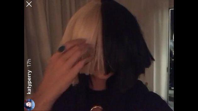 WTF! Katy Perry fue al concierto de Sia, ¿pero le dio más importancia a su comida?