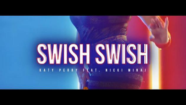 ¡Katy Perry lanzó el lyric video de 'Swish Swish'! Míralo aquí