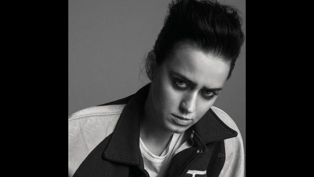 Katy Perry sorprendió con look masculino en V Magazine [FOTO]