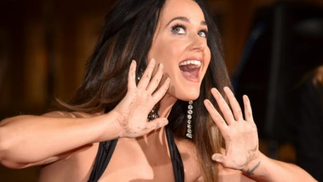 ¡Katy Perry está en el número uno de Billboard 200 con 'Witness'!
