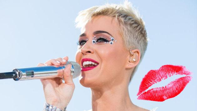 Katy Perry y la historia de su desagradable primer beso