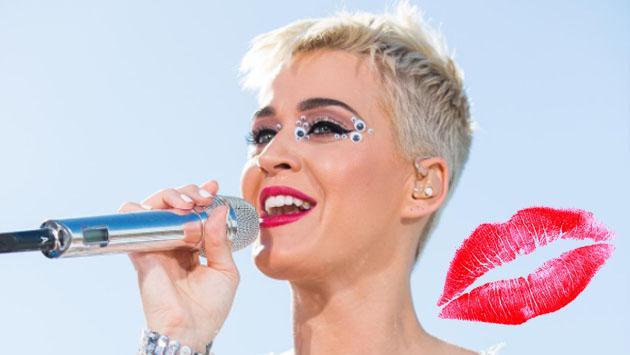 Katy Perry y la historia de su desagradable primer beso