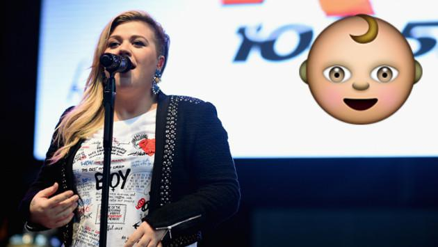 ¡Kelly Clarkson tendrá un niño! Mira el tierno anuncio