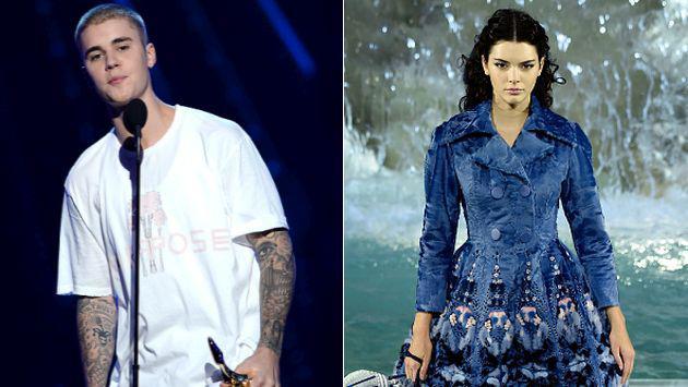 OMG! Kendall Jenner admitió lo que pasó entre ella y Justin Bieber