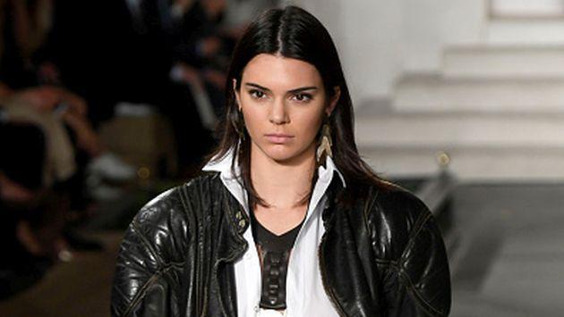 Kendall Jenner confesó su particular manera de lidiar con los 'haters'