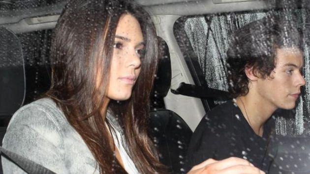 ¡Kendall Jenner estaría cansada del drama que involucra a Harry Styles!