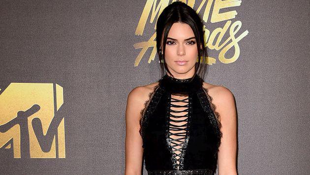 ¡Con este video, Kendall Jenner alborotó a sus fans limeños!